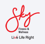 Sky Fitness & Wellness Logo
